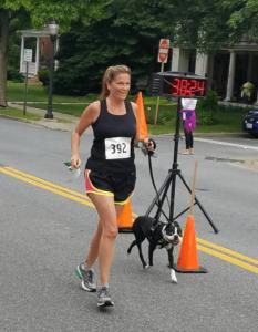 5K RUNNER DOG
