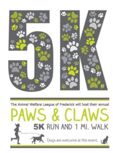 5k PAWS AND CLAWS