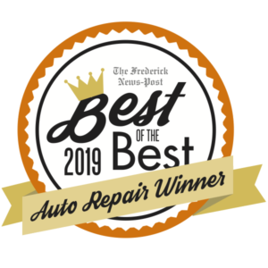 BoB 2019 Auto Repair Winner
